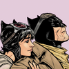 image of Batman and Catwoman