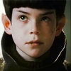 The young Spock as he appears in the Star Trek (AOS).