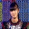 Su-Metal from BABYMETAL doing the 'sure-jan.gif' reaction face.