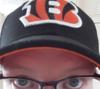 Me in a Bengals cap