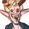 Cap_Chameleon's icon: Demon!Junkrat