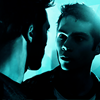 Stiles and Derek
