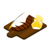 ScribEye_Steak - Only the finest juicy lemons, fresh from the grill!