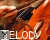 Melody (close up of a cello being played)