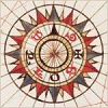 Compass Rose by Semyaza