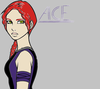 my character Ace in a novel im writing