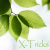 x-tricks green leaves