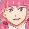 steampunk redhead icon