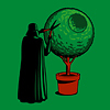 Evil horticulture a la Darth Vader