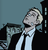 Clint Barton from the Hawkeye comics