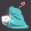 Blanket burrito going type type~