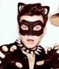 Chris Colfer cat costume