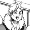a happy lil miyamura izumi