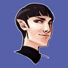 Spock by Kinsara