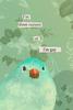 An angry green bird, I'm three ounces of I'm Gay