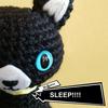 Crocheted Morgana