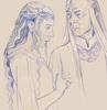 Twilight Tree - my original art