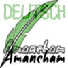Amancham Deutsch