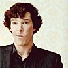 Sherlock from A Scandal in Belgravia.