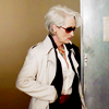 Miranda Priestly from the The Devil Wears Prada.