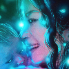 michelle yeoh in purple from the mummy 3