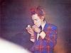 *photo of Johnny Rotten*