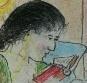 Image of Minerva reading