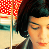 Amelie - umbrella feelings