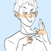 icon is picture of makki making sexual gesture