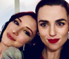 Ms. & Ms. Danvers-Luthor