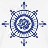 Compass Rose Fleur de Lis