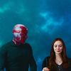 I Love You - Wanda Maximoff and Vision