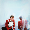 Kirk/Spock TWOK