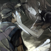 Yorda and Ico (Characters from Playstation 2 Game Ico)