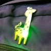 light up giraffe