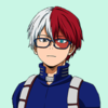 glasses todoroki from emoskeemo