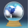 A snow globe can capture and trap your feelings if you let them