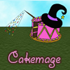 I cast Cone of Sprinkles!