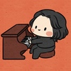 toy piano-playing Ben Solo