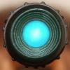 Staring into the Dalek's eye