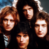 Queen in the 70s looking gorgeous.