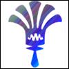 water crown atma