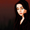 drawing of Allison Argent from Teen Wolf