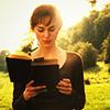 lizzie bennet reading