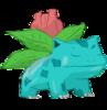 sleepy ivysaur zzz