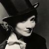 Marlene Dietrich in Morroco