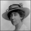 portrait of Jeannette Rankin