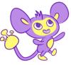 a little Aipom doodle
