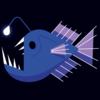 an anglerfish