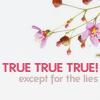 true, true, true - except for the lies